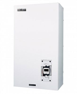 Отопительный электрокотел ЭВАН Universal 81 квт 7 ступеней мощности с погодозависимым регулированием и датчиком уличной температуры к комплекте