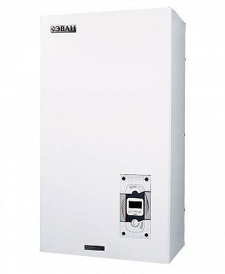 Отопительный электрокотел ЭВАН Universal 90 квт 7 ступеней мощности с погодозависимым регулированием и датчиком уличной температуры к комплекте