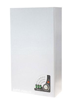 Отопительный электрический котел ЭВАН Warmos Classic 15 квт с механическим управлением, 7 ступеней мощности, c насосом, расширительным баком и предохранительным клапаном