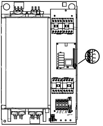 разъемы на плате электрического котла эван универсал для подключения датчика уличной температуры